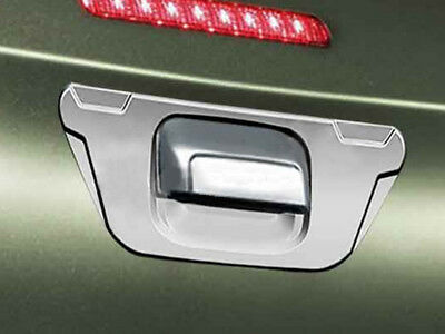 Fiat Fullback 2016 On Rear Door Handle Cover In Chrome