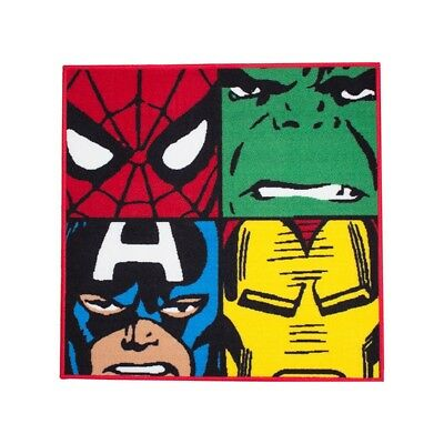 tapis de sol enfant marvel avengers 50 x 80 cm eur 18 32 picclick be. Black Bedroom Furniture Sets. Home Design Ideas