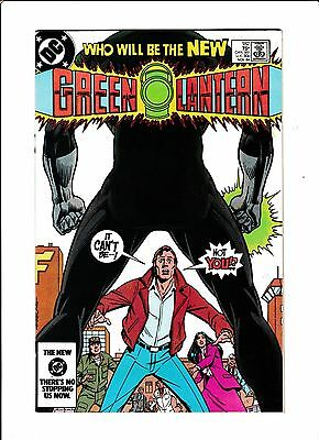 Green Lantern No.182   : 1984 :   : John Stewart Becomes GL :