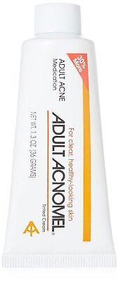 Adult Acnomel Tinted Acne Medication Cream, 1.3 Oz