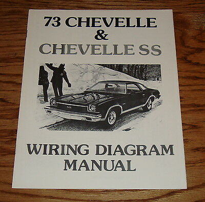 1973 CHEVROLET CHEVELLE & SS Wiring Diagram Manual 73 Chevy - $9.00 on 88 corvette vacuum diagram, 1973 corvette power window circuit, 1973 corvette engine, 1973 corvette cover, 1973 corvette starter wiring, 1973 corvette service manual, 1973 corvette carburetor, 1987 corvette air conditioner diagram, 1969 corvette vacuum hose diagram, 79 corvette ac system diagram, 1973 corvette speedometer, 1973 corvette coil, 1973 corvette dash, 1973 corvette air cleaner, 1973 corvette frame, 1974 corvette fuse box diagram, 1973 corvette oil filter, 1973 corvette alternator wiring, 1973 corvette exhaust, 1973 corvette brakes,