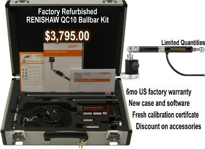 Renishaw QC10 Ballbar Diagnostic Kit