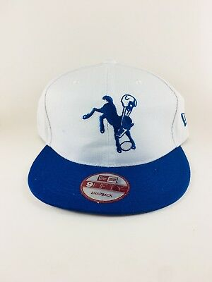 innovative design 56b7a f3f2a ... spain indianapolis colts new era 9fifty nfl sideline adjustable snapback  cap hat b9841 b7729