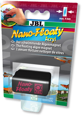 JBL Nano Floaty - Floating algae magnet for nano aquariums - @ BARGAIN PRICE!!!
