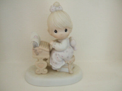 Enesco  PRECIOUS MOMENTS  'YOU ARE THE TYPE I LOVE'  1991 Samuel Butcher #523542