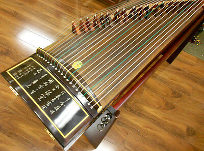 Dunhuang Concert Guzheng 698T Indian Rosewood Chinese Zither