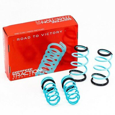 Godspeed Project Traction-S Lowering Springs MINI Cooper 2007-13 (R56)