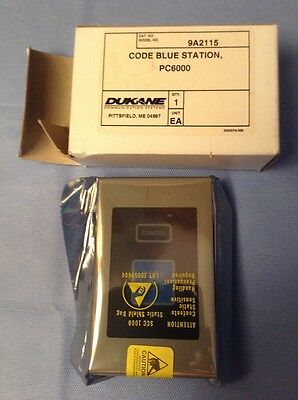 Dukane Code Blue Station Pc6000 Model 9A2115 New In Box Quantity 1