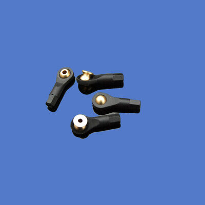 M2/M2.5/M3 Robot Model Toy Universal Joint Connecting Pull Rod Head Ball Buckle