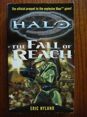 Halo The Fall Of Reach The Definitive Edition By Eric Nylund