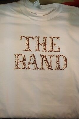 The Band T-Shirt Robbie Robertson Levon Helm Rick Danko Grateful Dead Allman Bro