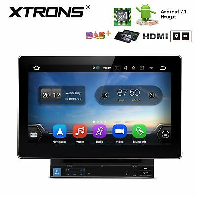 """2GB RAM 10.1"""" Car Android 7.1 Stereo Radio 2DIN GPS DVD Player 4-Core 16GB HDMI"""