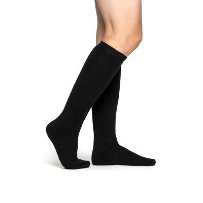 Woolpower Sock Knee-High 400g schwarz