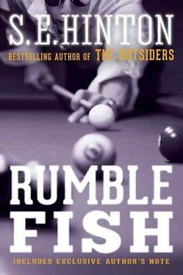 Rumble Fish by S. E. Hinton 9780385375689 (Paperback, 2013)