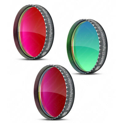 Baader Filter-Set H-alpha, OIII, SII Highspeed f/2 2