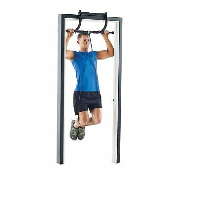 ProForm Door Gym with Workout Fitness Exercise  Pull-Up Assist Band in Black