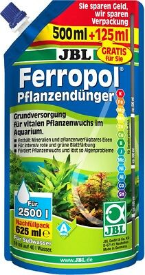 JBL Ferropol Refill Plant Fertiliser Food 625ml  - @ BARGAIN PRICE!!!