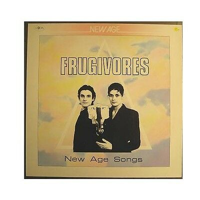 "Frugivores ""new Age Songs"" Lp"