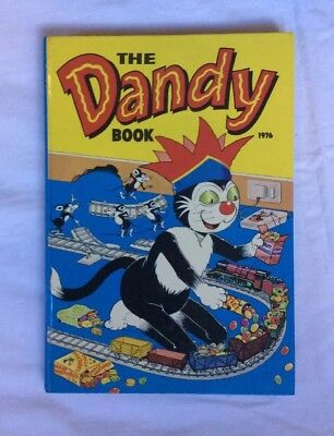 THE DANDY BOOK ANNUAL 1976 in superb condition.