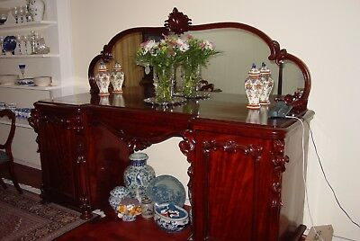 Antique Sideboard Victorian