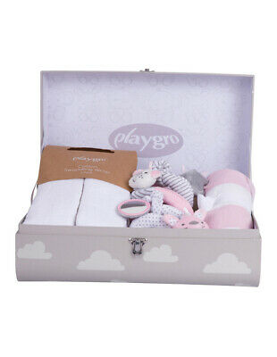 NEW Playgro Baby Shower Gift Set Pink