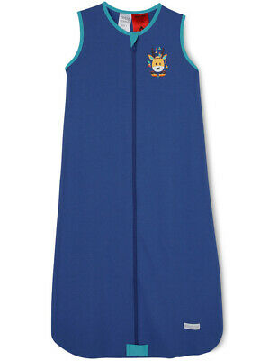 NEW Snugtime Sleeveless Sleeping Bag Navy