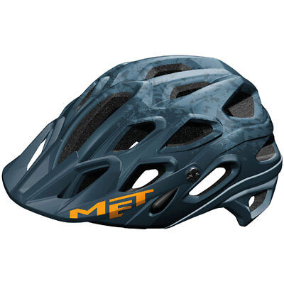 MET MTB All Mountain-Helm Lupo Double In-Mold Mod. 18 blau 3HM104M0BL1 801519025