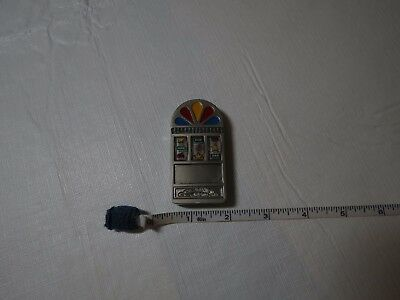 Slot gambling machine lighter vintage NBC logo slots casino cigarette cigar RARE