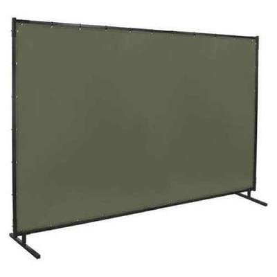 Steiner 501-6X10 Protect-O-Screen Classic Welding Screen Olive Grn Duck Curtain