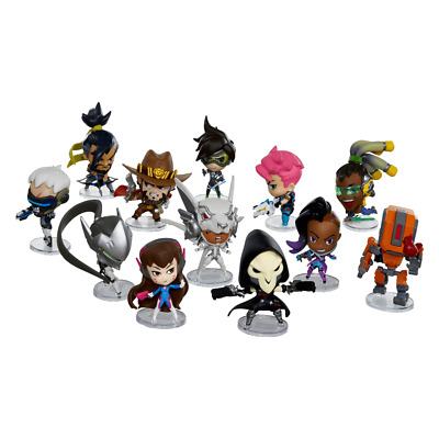 OVERWATCH - Cute But Deadly Figures - Series 3 - CHOOSE - 2017 Vinyl Blizzard