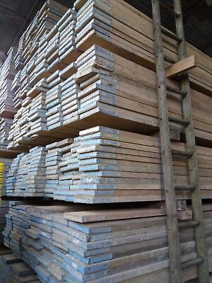 13ft SCAFFOLD BOARDS Site ready Used