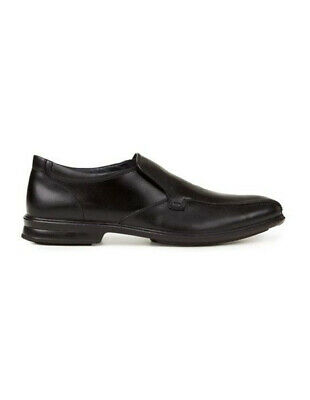 NEW Hush Puppies 'Cahill' slip on in black