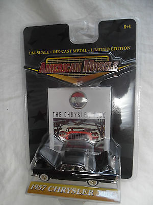 1957 Chrysler 300C 1/64 American Muscle Ertl Collectibles Diecast Rare