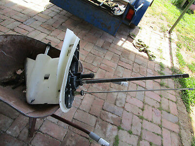 evinrude Johnson outboard  gearbox lower leg gearcase 70hp 90hp 115hp 140hp