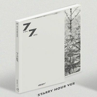 GOT7-[7 For 7 Present Edition] Starry Ver CD+Poster+Book+Card+PreOrder+Gift Kpop