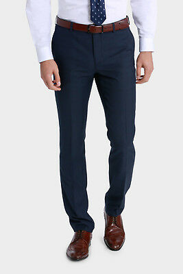 NEW New England Suit Trouser Navy