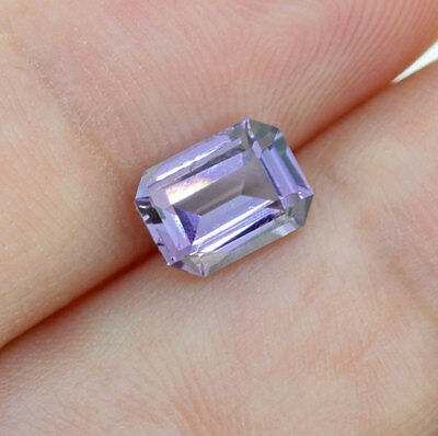 Natural Untreated Violet Spinel 1.18 Ct.(01181)