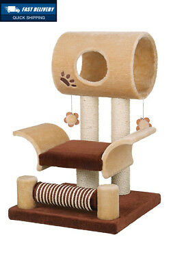 Nobby 62049-0223 Limbo Cat Scratching Post Brown/Beige
