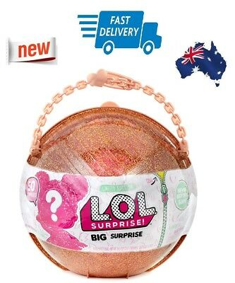 GENUINE LOL BIG SURPRISE DOLL 50 Limited Edition Surprises **FREE EXPRESS POST**
