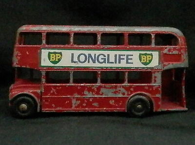 Matchbox Toy Car Routemaster Bus #5 (As Is)