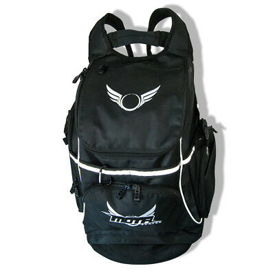 Mota XL Roller Skate Backpack 35 litre Black & White gift with every purchase