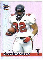1999 Pacific Prisms Football Card Pick