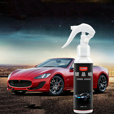 Anti-Scratch Hydrophobic Glass Coating Car Liquid Ceramic Coat Auto Paint Care