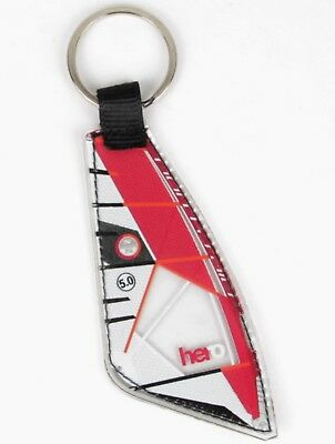 Windsurf Segel Keyholder Schlüsselanhänger / North Sails - Hero