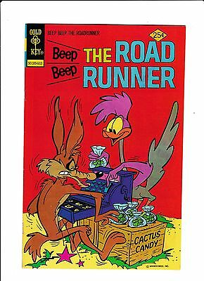 Beep Beep The Road Runner No.56  : 1976 :   : Cactus Candy Cover! :