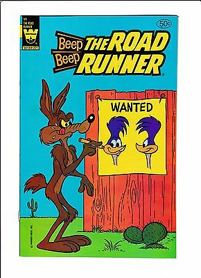 Beep Beep The Road Runner No.99   : 1981 :   : Wanted Poster Cover! :