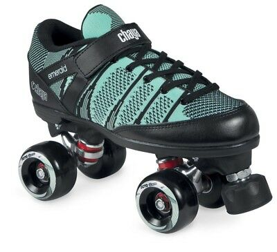 Chaya Emerald Soft High Roller Skates- free xmas gift with every purchase