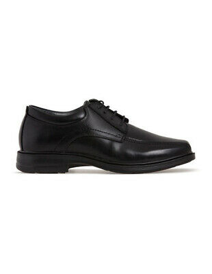 NEW Hush Puppies 'Rochester' Lace Up Black