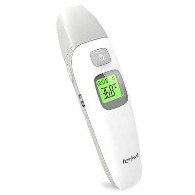 Luxury Professional Medical Clinical Infrared Digital Ear & Forehead Thermometer