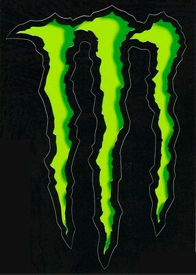 MONSTER ENERGY STICKERS!! lot of the 15!